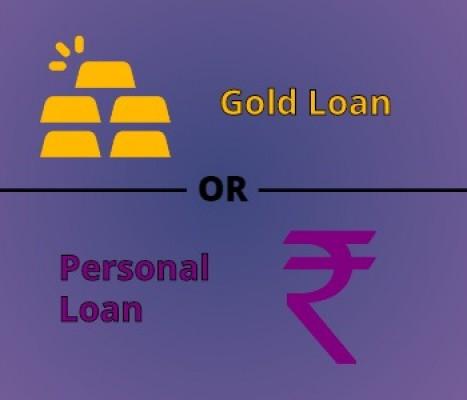 Gold Loan vs Personal Loan!!
