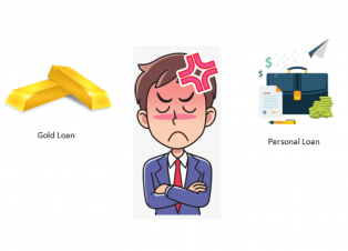Gold Loan or Personal Loan ? Make a wise decision!